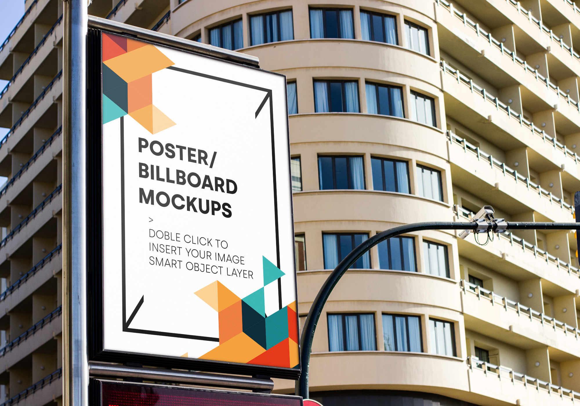 Les avantages des affiches publicitaires